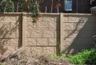 Belconnen Brick fencing 20