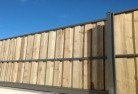 Belconnen Lap and cap timber fencing 1
