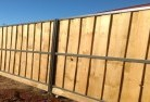 Belconnen Lap and cap timber fencing 4